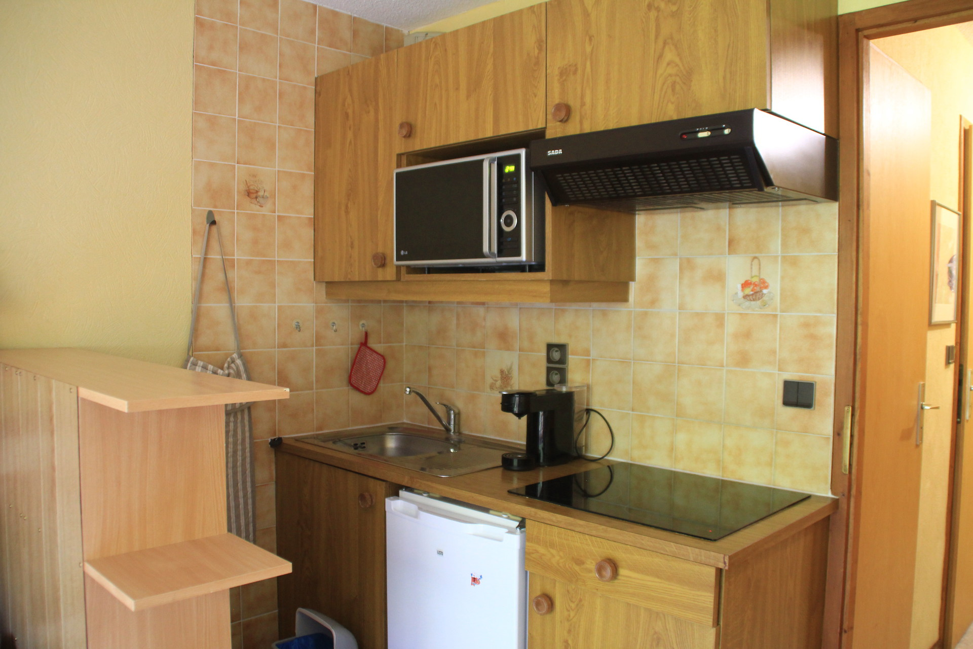 L'Agence Cruz Rentals : Châtel - 2 rooms (1 bedroom